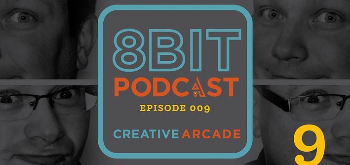 8Bit Podcast Episode 9