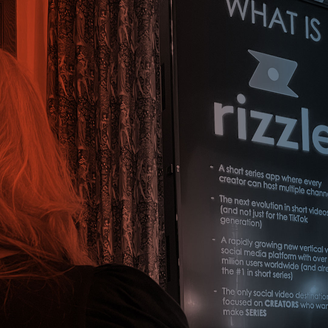 Catalyst Catch-Up: Rizzle - The Future Is Vertical Featured Image