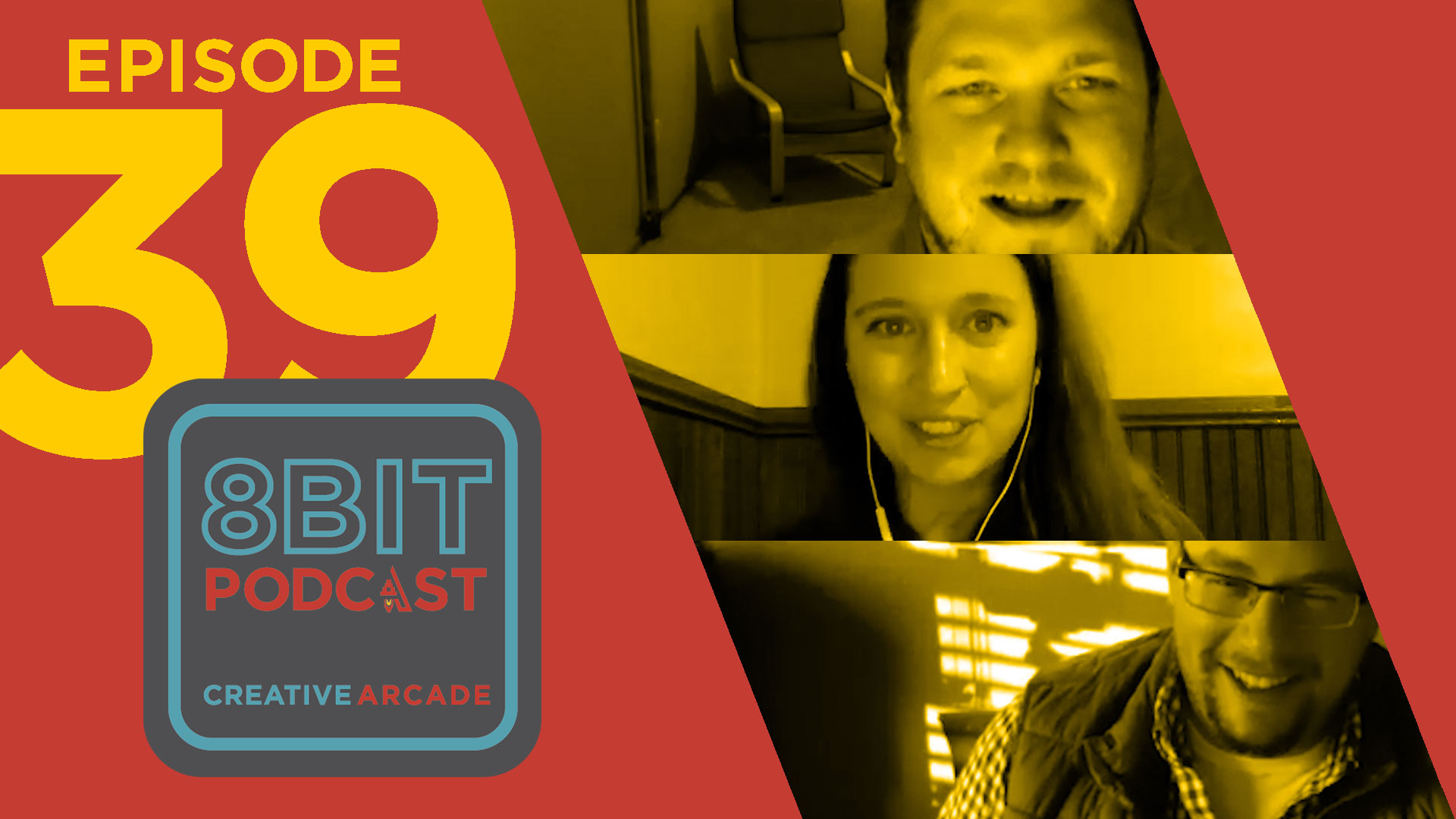 The 8Bit Podcast | Episode 39 | 2020 Year in Review Featured Image