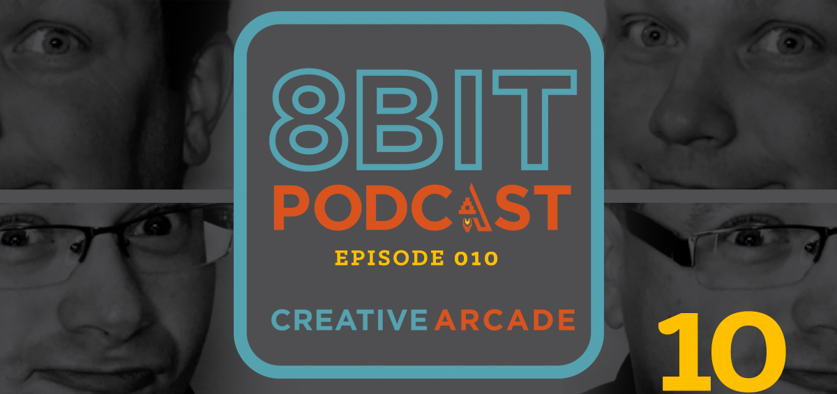 The 8Bit Podcast Episode 010 - Analytics Featured Image