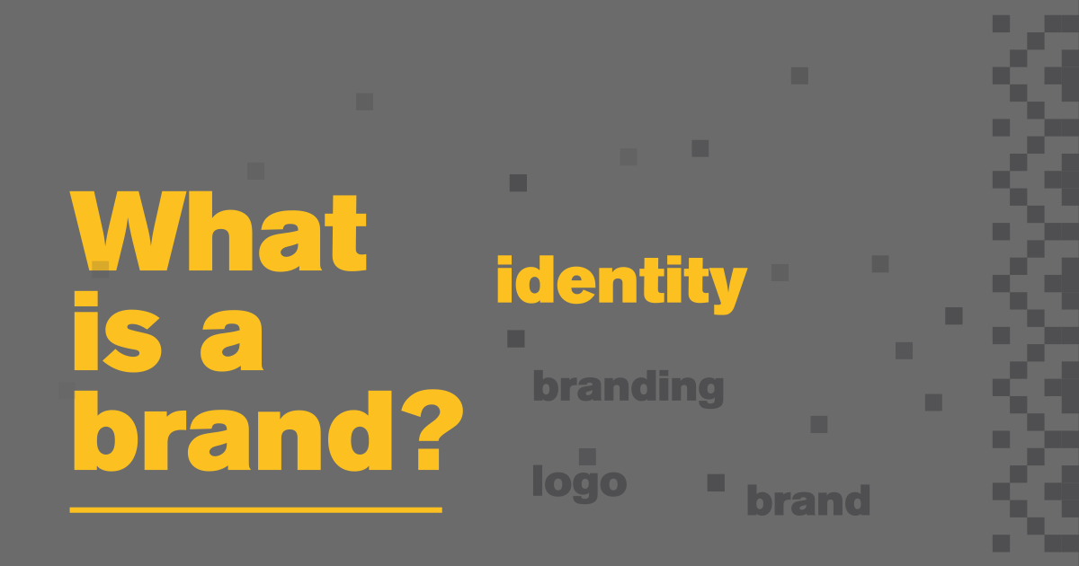 What is a Brand? Part II: Brand Identity Featured Image