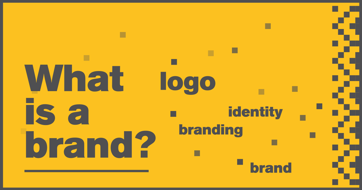 What is a Brand? Part I: Logos Featured Image