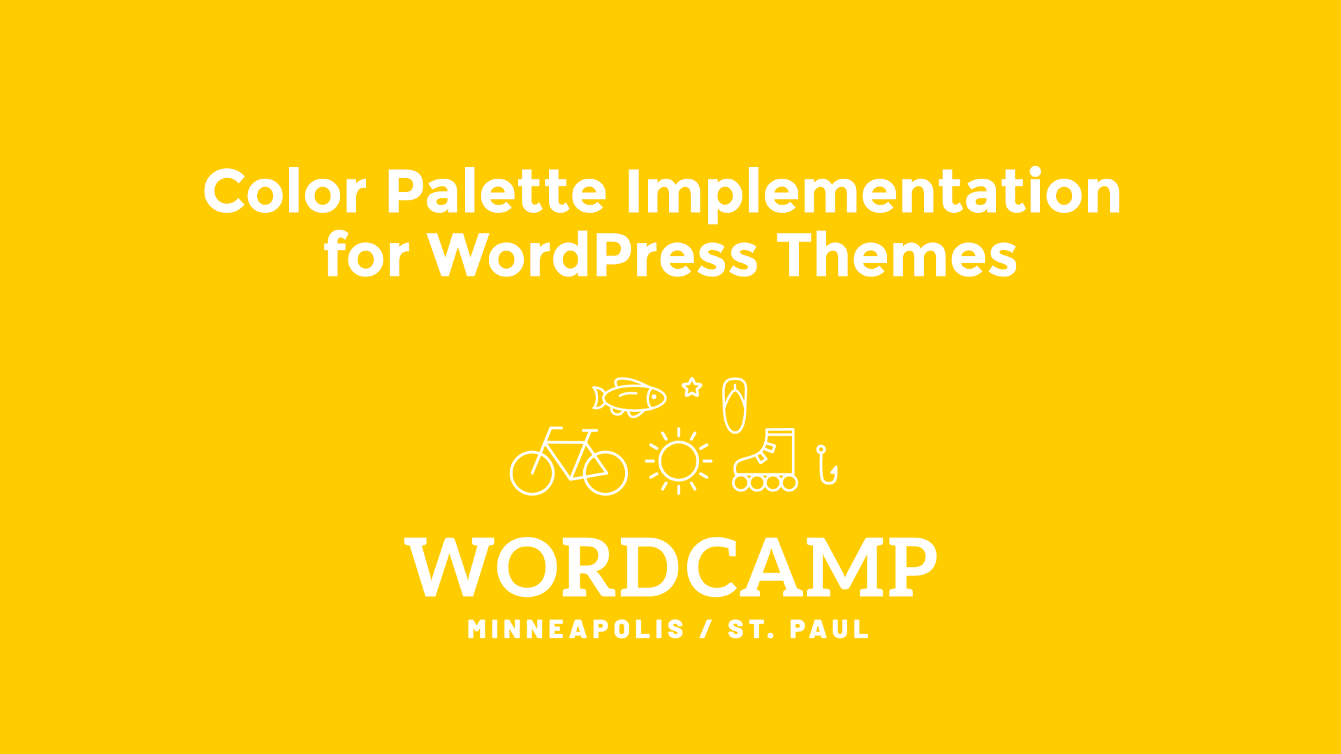 Color Palette Implementation for WordPress Themes Featured Image