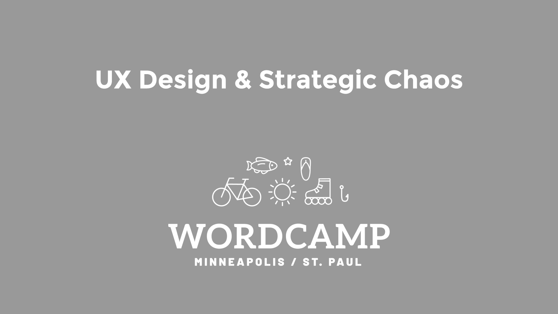 UX Design & Strategic Chaos Featured Image