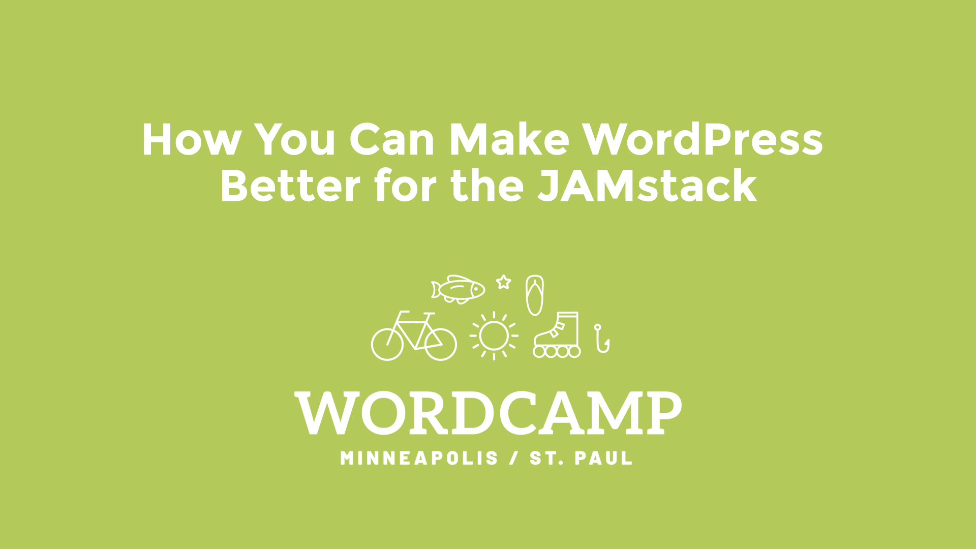 How You Can Make WordPress Better for the JAMstack Featured Image