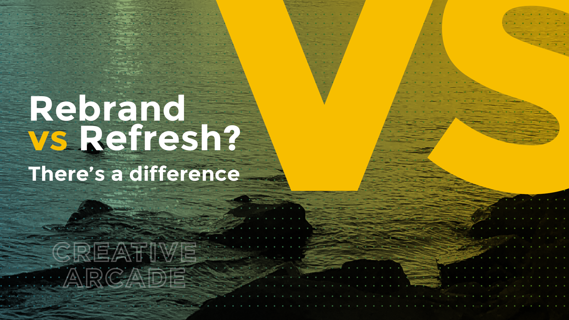 Rebrand vs Refresh? There's a difference Featured Image