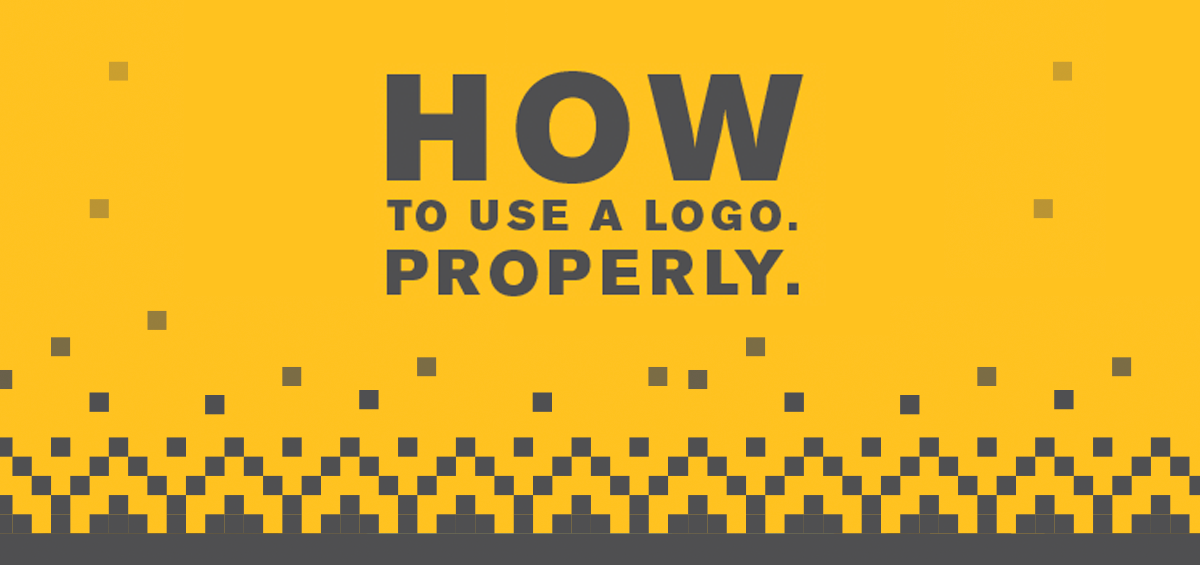 How to Use a Logo Properly Featured Image