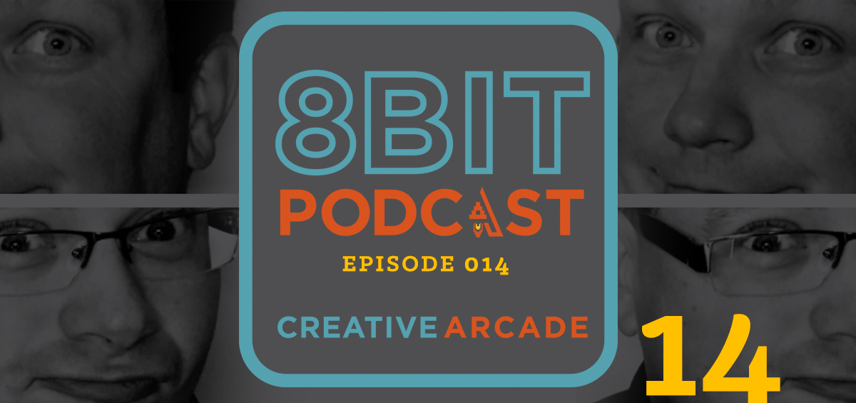 The 8Bit Podcast - Episode 014 - Crowdsourcing and Marcus Lemonis