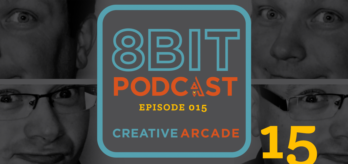 The 8Bit Podcast - Episode 015 - The process of process Featured Image