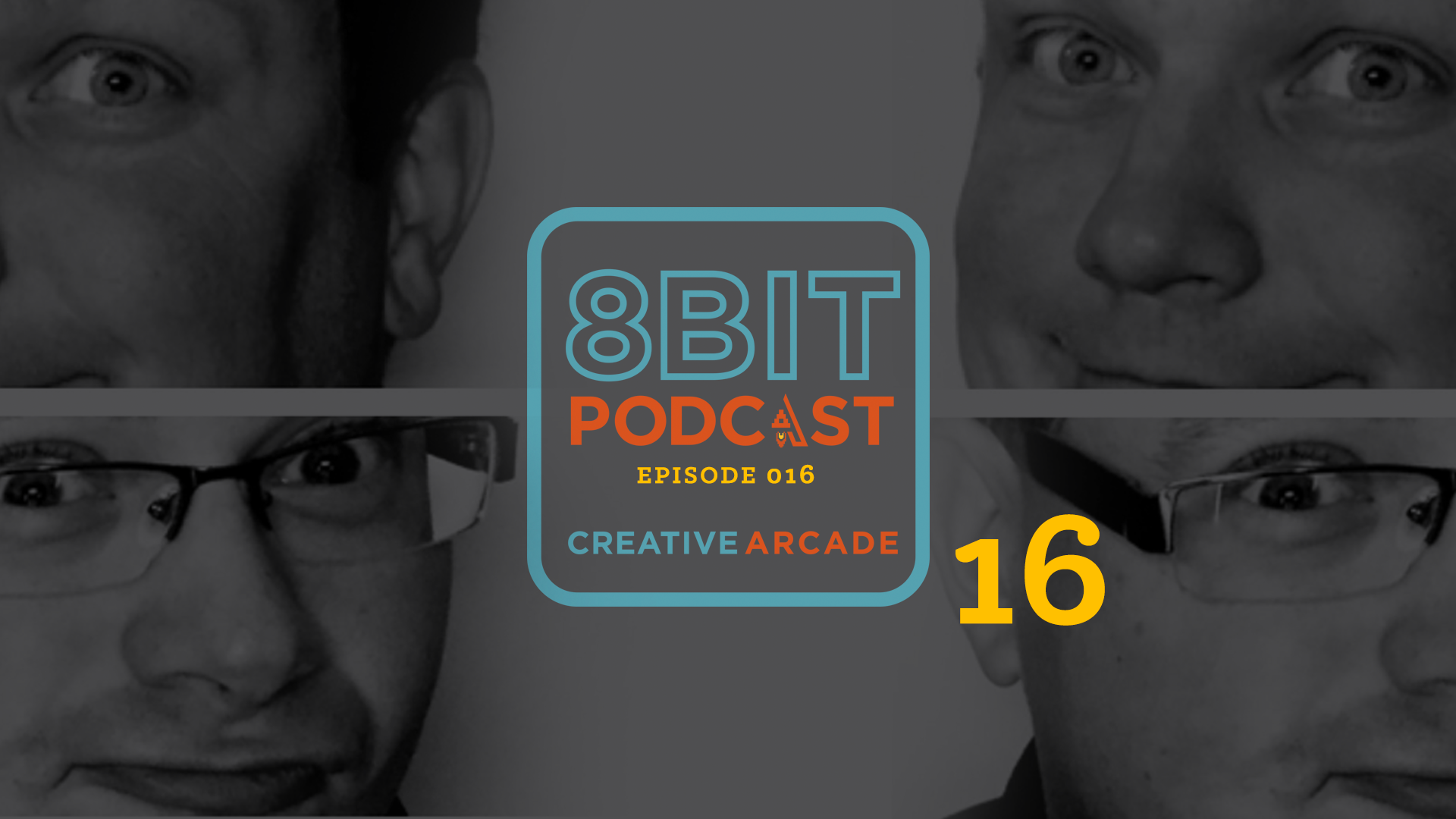 The 8Bit Podcast - Episode 016 Featured Image