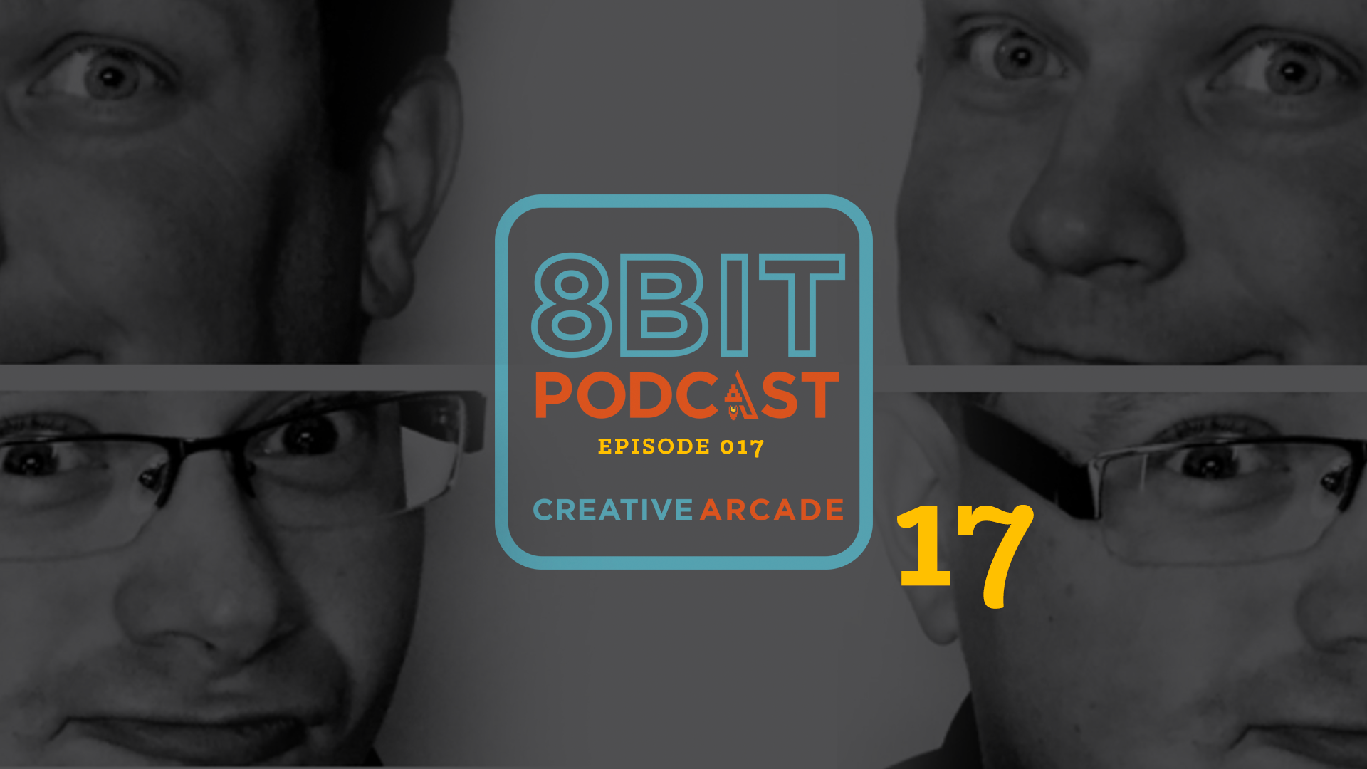 The 8Bit Podcast Episode 017 Featured Image