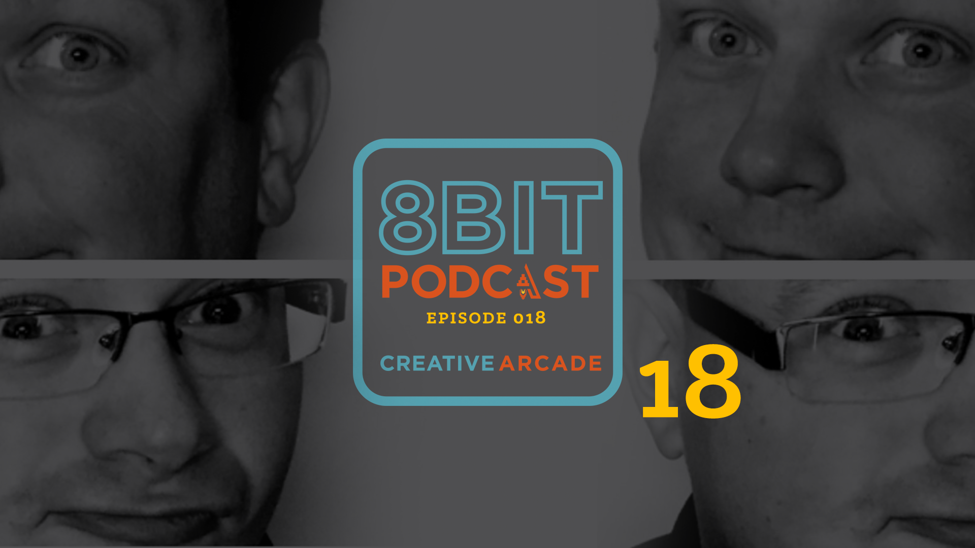 The 8Bit Podcast Episode 018 Featured Image