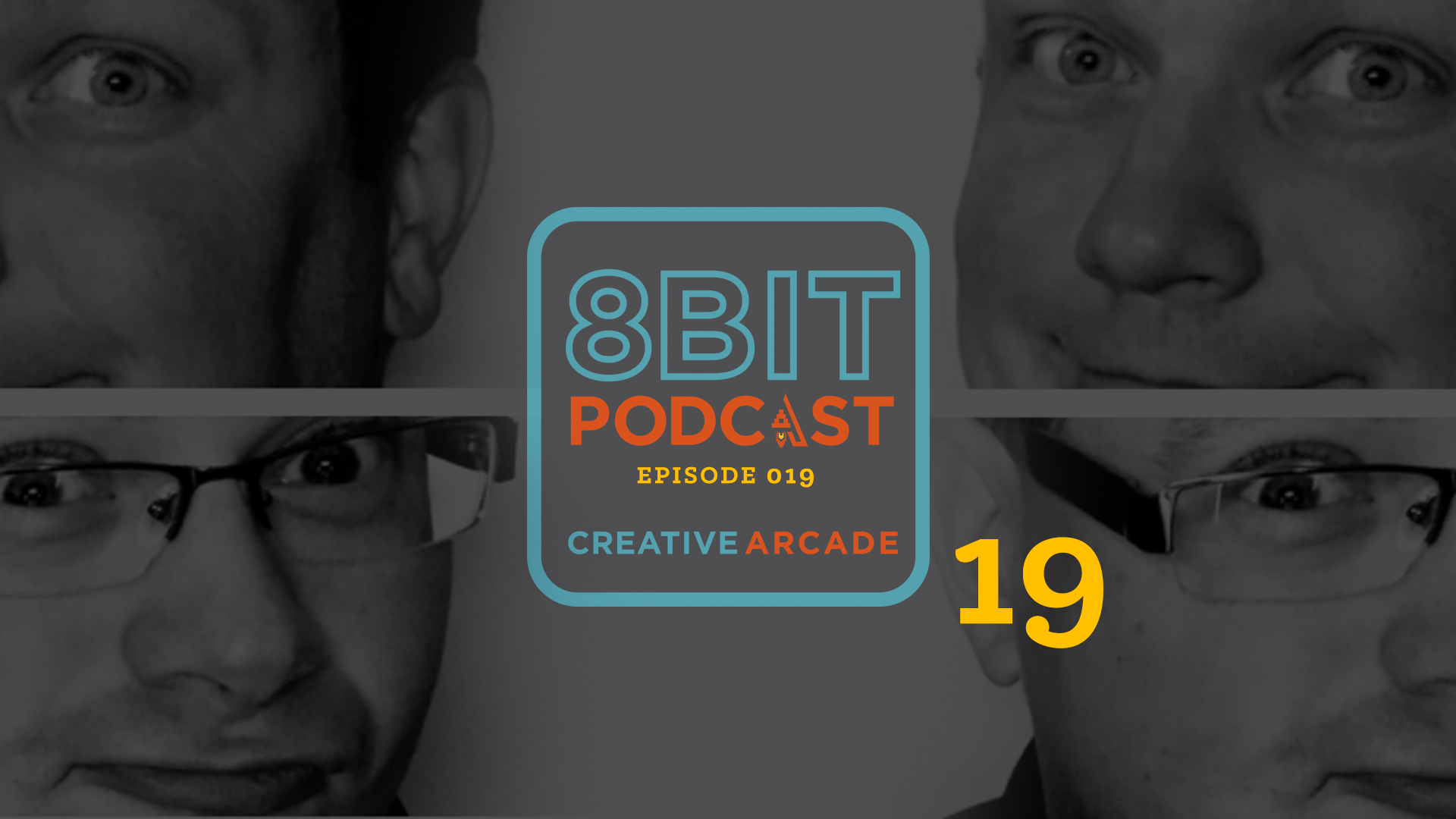The 8Bit Podcast - Episode 019 Featured Image