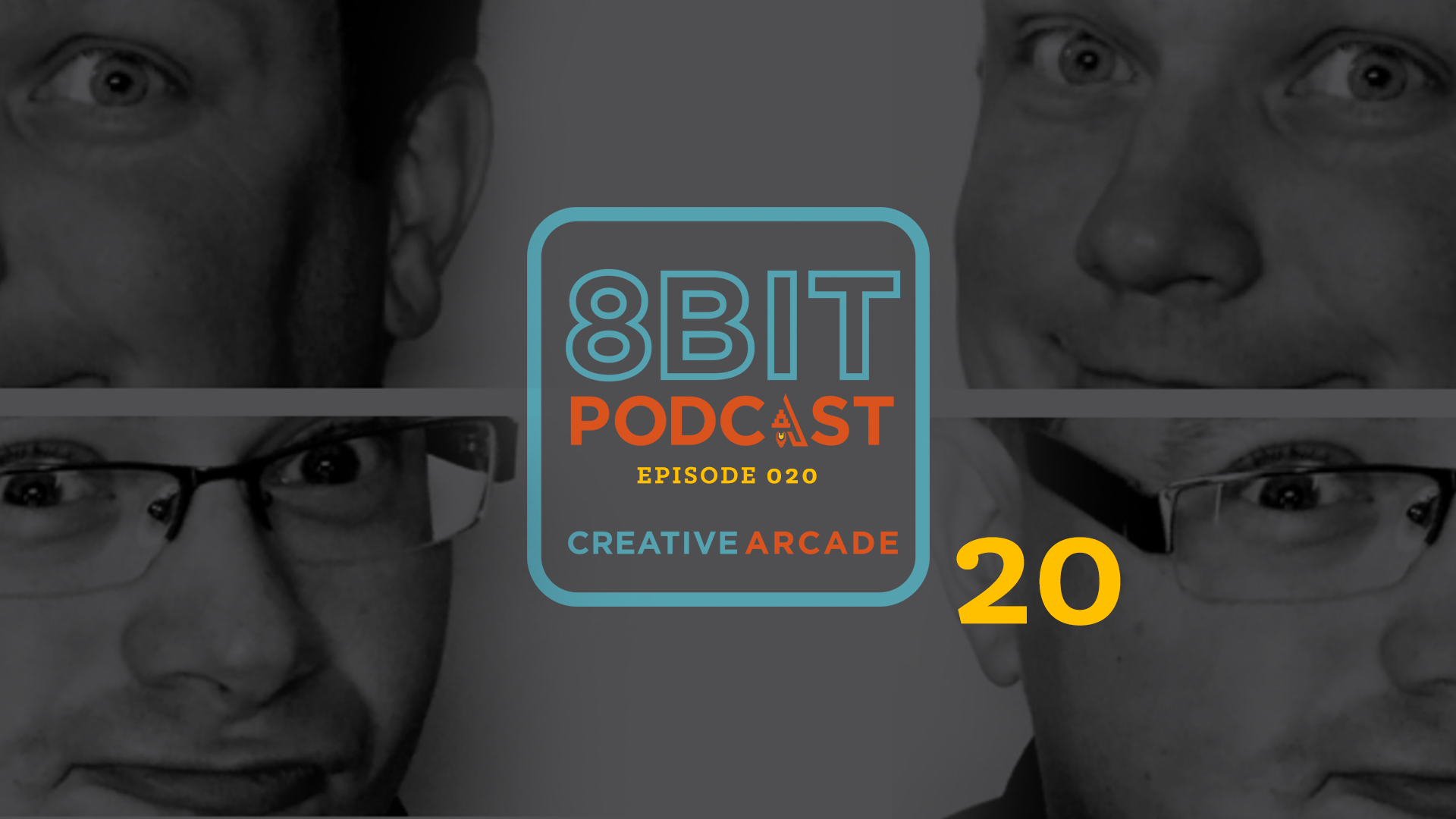 The 8Bit Podcast - Episode 020 Featured Image