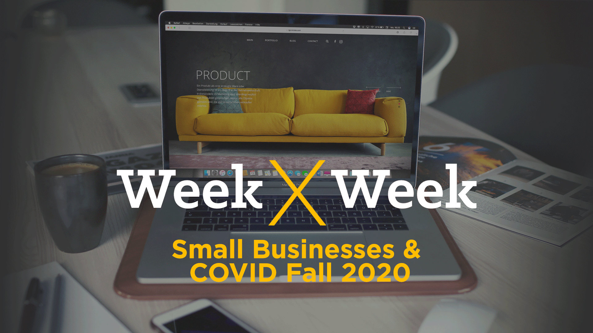 WxW: Small Businesses & COVID Fall 2020 Featured Image